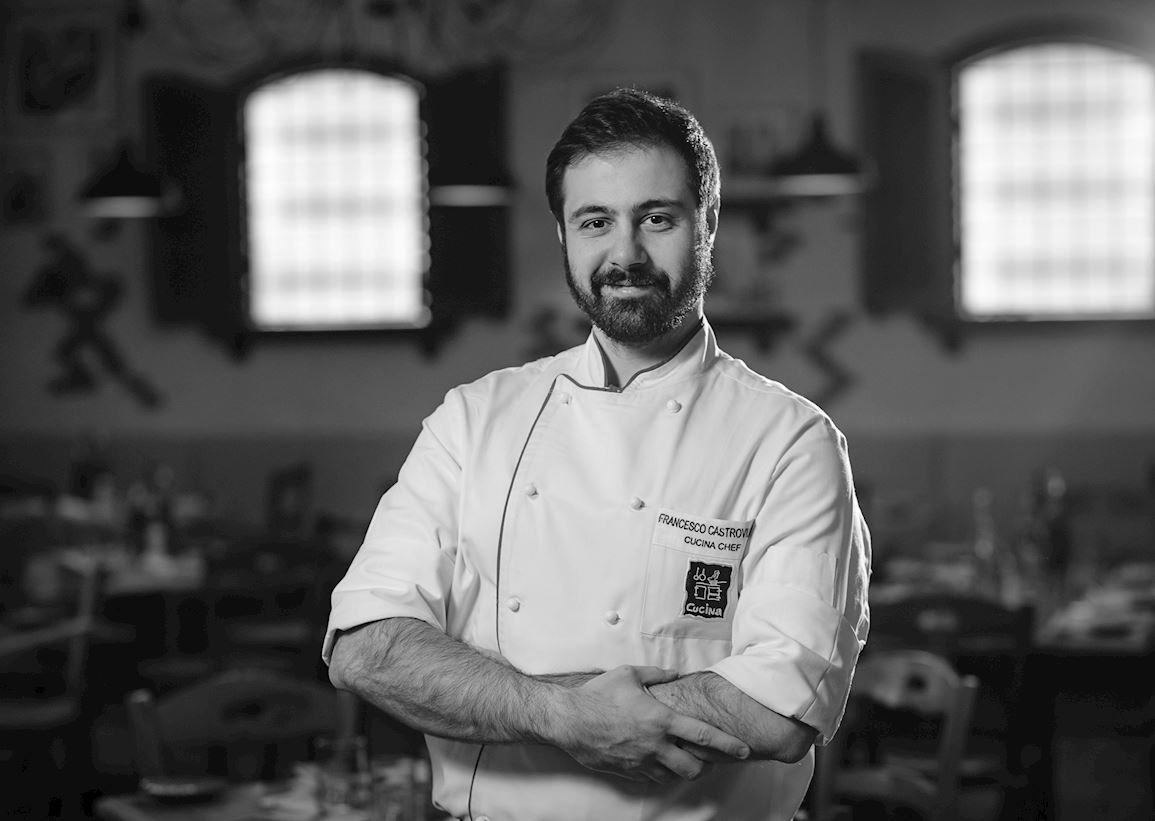 Chef Francesco Castrovillari